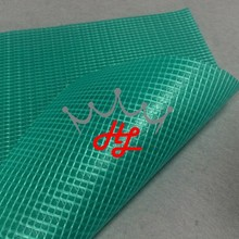 Transparent PVC Coated Mesh for Bags