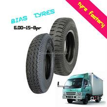 6.00-15-8PR TBB tires excellent traction durable wear resistance light truck bus tyres