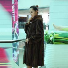 Y15A001 2012 new style mink coat