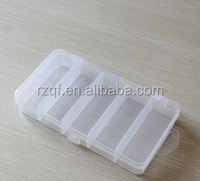 small Clear Plastic Tackle Boxes lure box