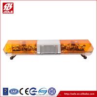 35 inch led rotating light bar for fire truck