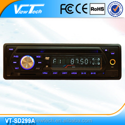 Singal din bus dvd player with DC12-24voltage Universal
