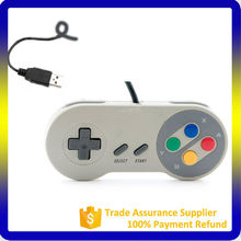 High quality alibaba china classic control for snes gamepad pc/usb controller