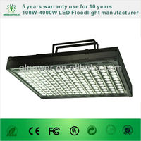 Quality and quantity assured replace 2000W MH Waterproof rgb led Outdoor Flood Light 12v