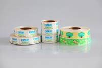 Most demanded product Custom Stickers/Adhesive label printing service waterproof labels