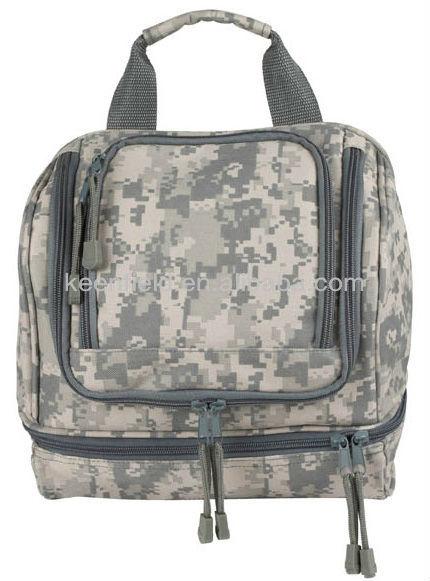 2014 camouflage militaire hanging voyage de toilette sac ( CS-304475 )