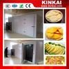 High Effiency Big Batch 200KG-2500KG commercial food dehydrator fruit dryer/potatoe dehydrator