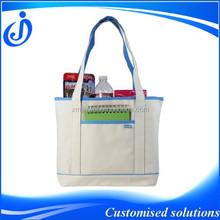 Natural Cotton Canvas Tote Bag Blank