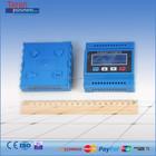 Digital medição de vazão ultrassônica com não invasiva transdutor