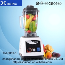Professional Heavy Duty High Speed Slow Juicer Machine Well Sale 6 Speeds Electric 220V Blender