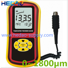 High sensibility sensor high quality paint depth gauge