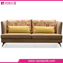 New design alibaba chinese industrial space saving furniture living room antique modern fabric flower sofa furniture