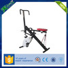 new horse riding exercise fitness machine with ropes and bike