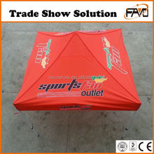 Tent Roof Building