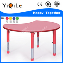Amazing plastic desks and chairs for kids