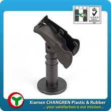 Car phone holder, spare parts plastic injection moulding, OEM injection service