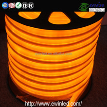 Orange flexible LED neon flex strip light for building and holiday decoration - Chinese Supplier