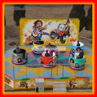 Adult outdoor games kids racing cars ride