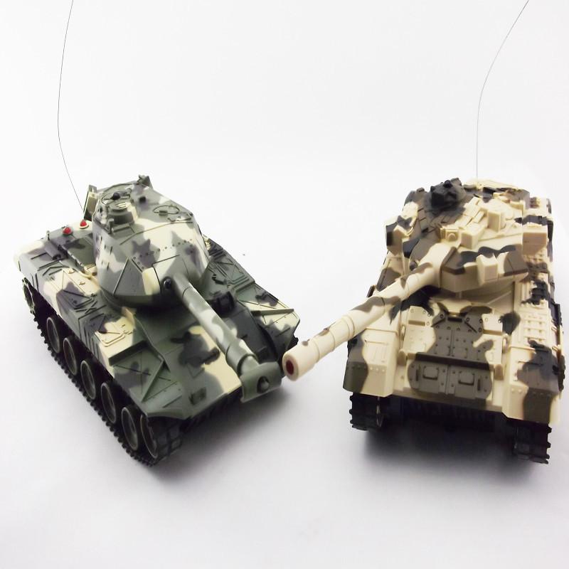 Детский танк на радиоуправлении OEM hq508/10 RC L0120