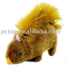 Battery operated animal toy squirrel BAH70726