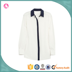 2015 Autumn New Style Causal Office Ladies' Comfortable Blouse