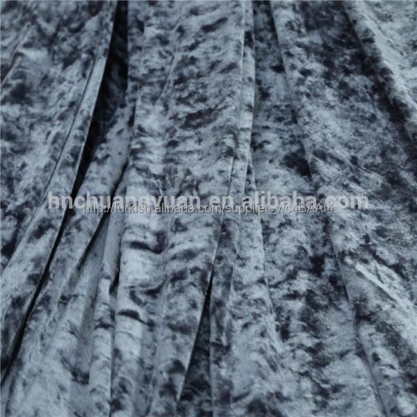 çin doğrudan fabrika polyester spandex streç kumaş ipek kadife kumaş fiyat toptan