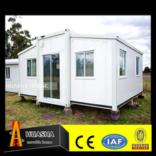 cheap dismountable home container with two bedroom house plans