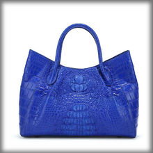 2015 Hot selling first layer genuine leather colourful ladies fashion bag