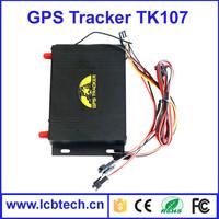 2015 GPS/GSM/GPRS TK107-B Tracker Fuel /Temperature sensor send sms Alerts