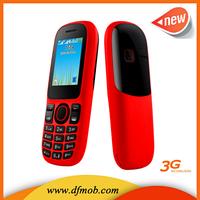 Ultra Cheap 1.8 inch mini Screen Dual SIM 3G 850/2100MHz 0r 850/1900MHz WCDMA Senior Phone S7011