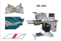 ultrasonic welding and cutting bra manufacturing machine for brassiere HF-501