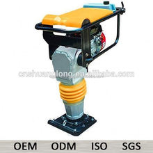 more than 10 years experience 73Kg 5.5HP honda gx160 jumping jack tamper manufacturer