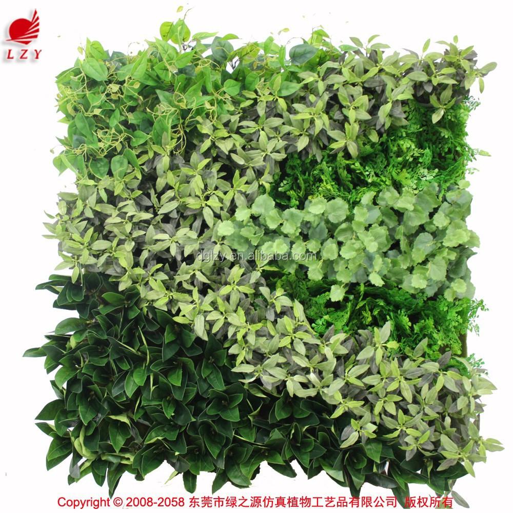 mini jardim vertical : mini jardim vertical:Alta qualidade mini flores artificiais verde parede jardim vertical