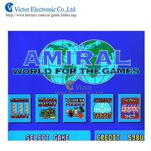 hot spot amiral 5 in 1 game PCB casino slot machine board