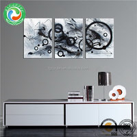 Excellent quality Cheapest jumping dolphin wall decor canvas art
