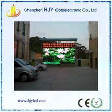 newspaper stand design Pitch 10mm outdoor full color Street LED Display