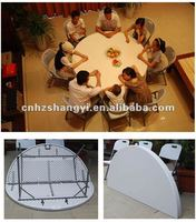5ft Family dinners round table