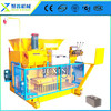 QMY6-25 concrete blocks making machine UK / Brick Manufacturing Machine / egg laying block plant