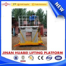 CE ISO Certificates Travel Vertical Man Lift for Sale