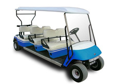 Nice design ,good quality electric sightseeing cart with low price