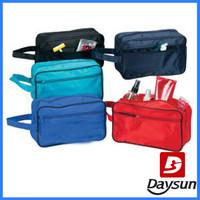 Travel Cosmetic Bag Make up Organizer Plaids Travel Case