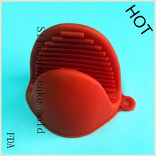 Wholesale hand gloves moulds Food Grade BPA Free High Temperature Heat Resistant BBQ Silicone rubber Gloves For Candy Making
