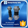 epdm dn50 double sphere screwed galvanized rubber expansion joint