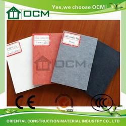 Heat Insulating Fiber Cement Decorative Wall Board