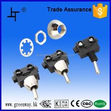 Mini Plastic &Brass low voltage switch #M226
