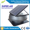 NEWMEIL 2015 new design SuperAir 12W 15W 20w 25w adjustable solar panel fans for sale