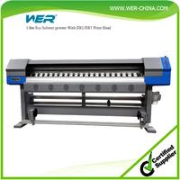 Hot selling 1.8 m WER ES1802,impresora de vinilo