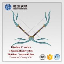 High quality titanium custom compound archery bow and arrows for sale