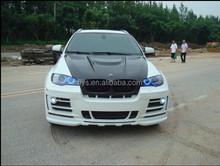 For BM-W X6 E71 HM FRP body kit / car FRP body bumper kits