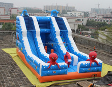 High quality new design inflatable octopus slide for sale